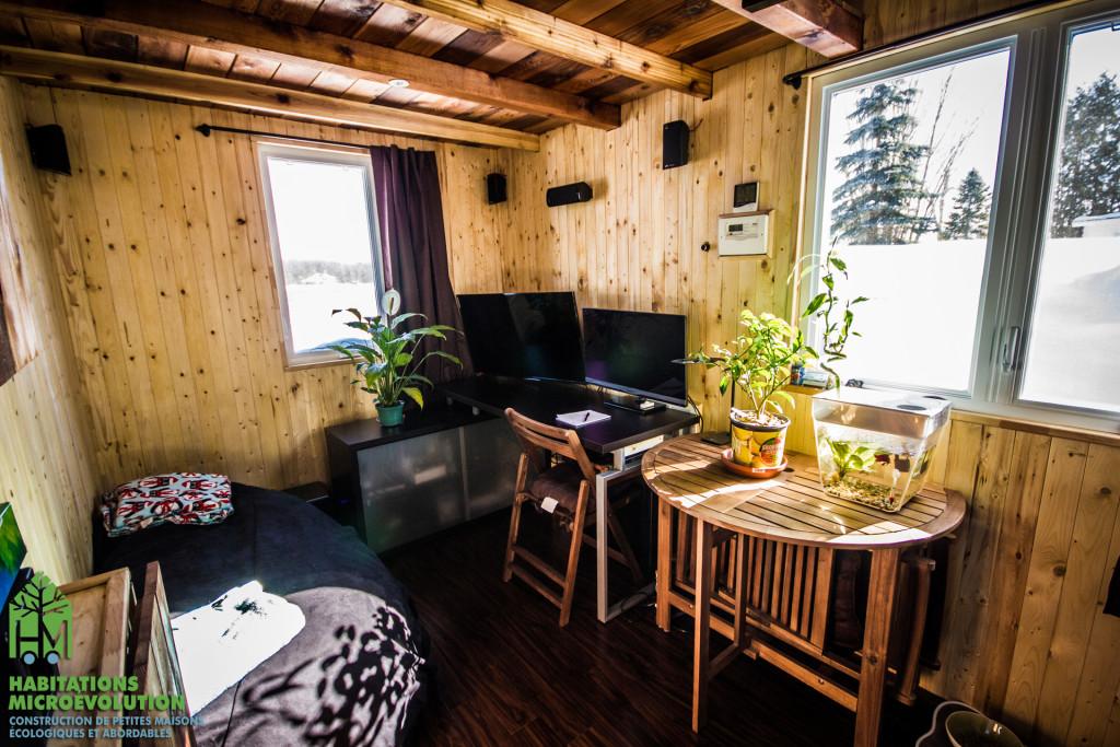 Atelier mini maison