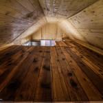 Mezzanine tiny house