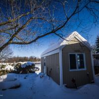 Micromaison hiver