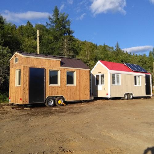 Habitations MicroÉvolution | micro et mini-maison - tiny house