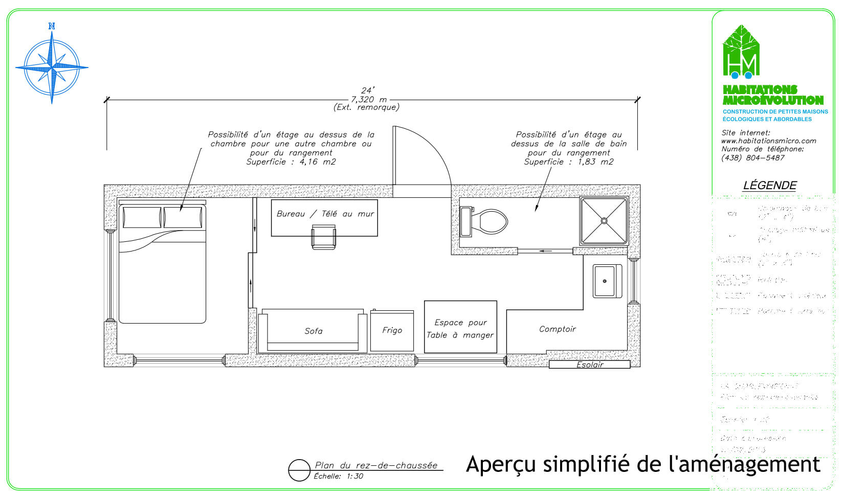 plans de construction 2d version 18 et 24 39. Black Bedroom Furniture Sets. Home Design Ideas
