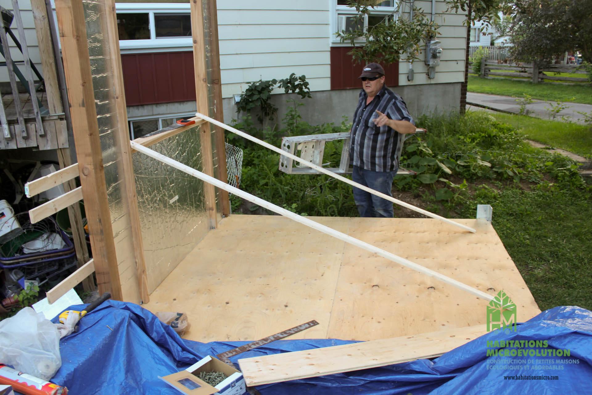 Construction des murs 3