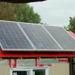 Système solaire photovoltaïque et thermique