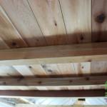 Construction de mezzanines en cèdre