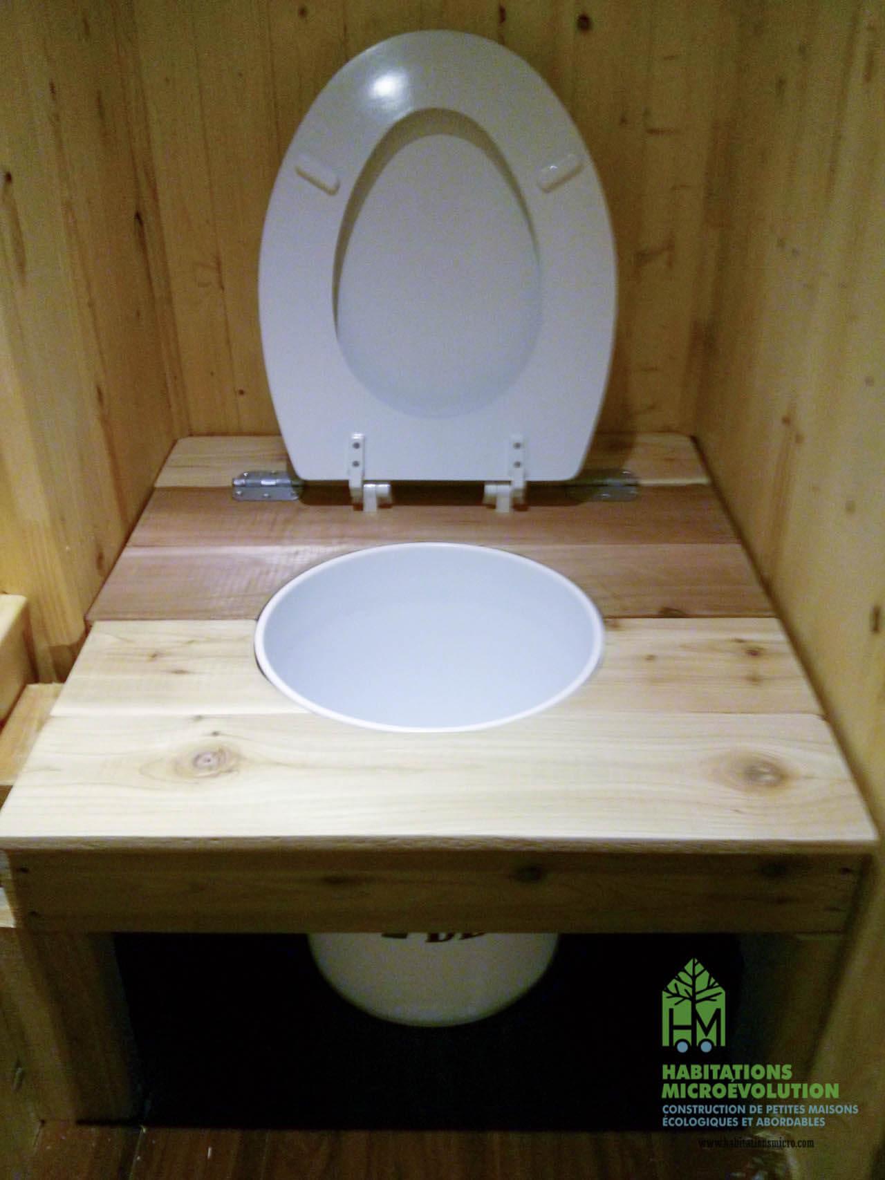 Toilette à compost
