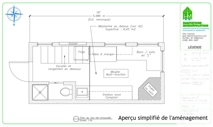 plans personnalis s habitations micro volution