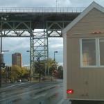 La maison sous le pont Jacques-Cartier