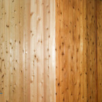 Différence entre les bois teint ou non