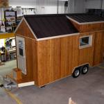 Tiny house 100 % personnalisée