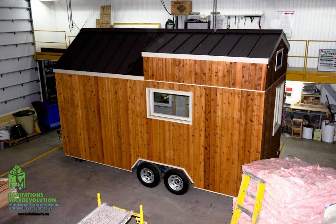Tiny house 100 % personnalisée 2