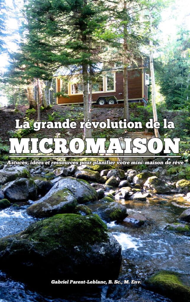 La grande révolution de la micromaison livre tiny house book