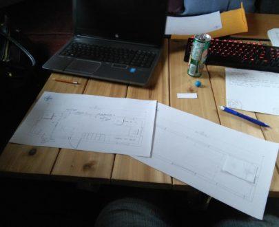 Développer un plan avec un pro des petits espaces
